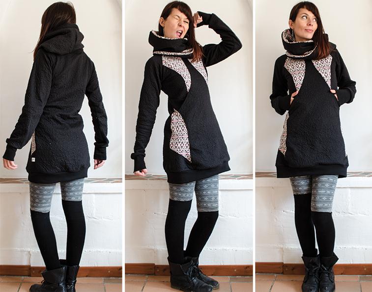 robe pull capuche h m robe classique site blog photo. Black Bedroom Furniture Sets. Home Design Ideas